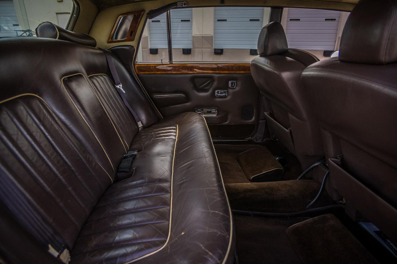 1975 Rolls Royce Silver Shadow 45