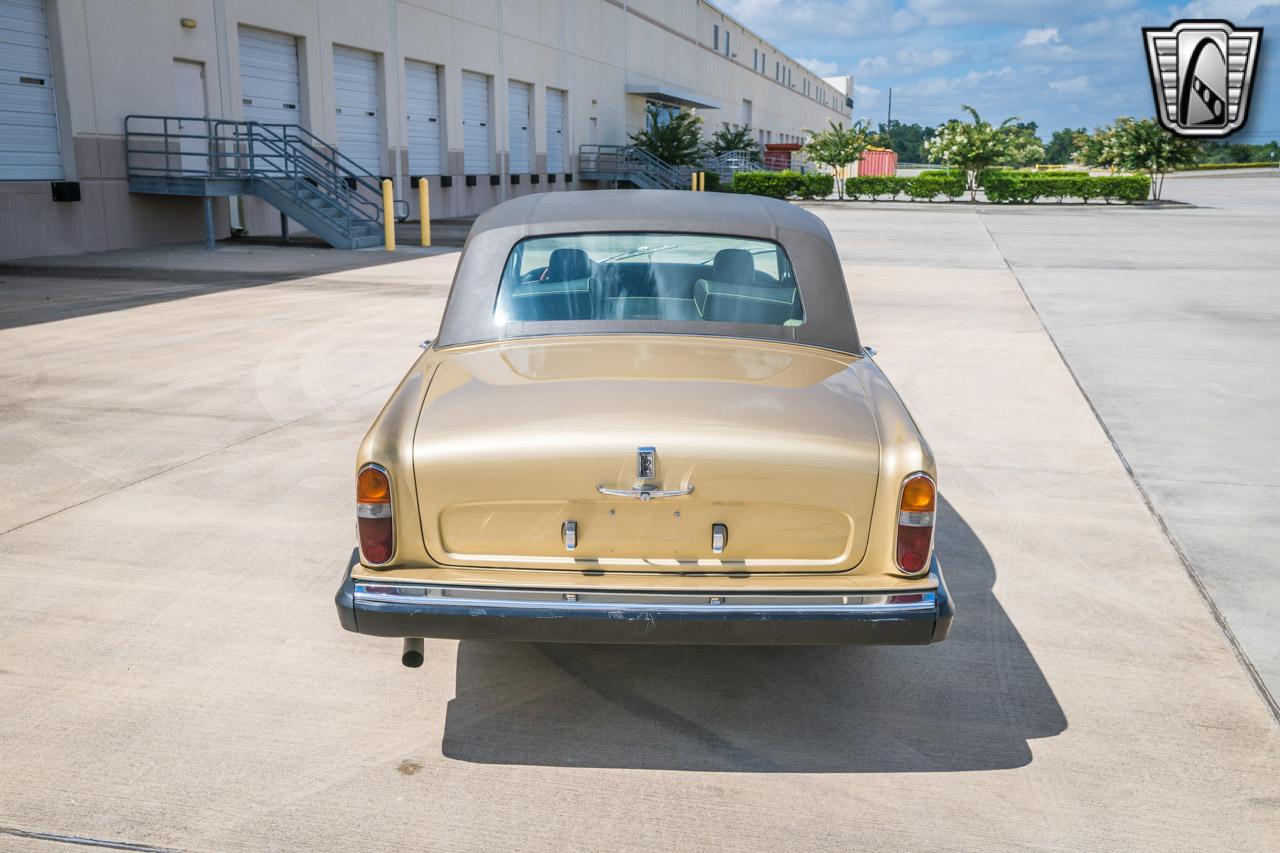 1975 Rolls Royce Silver Shadow 47