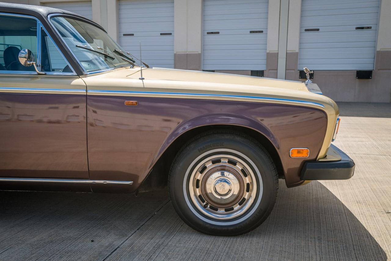 1975 Rolls Royce Silver Shadow 48