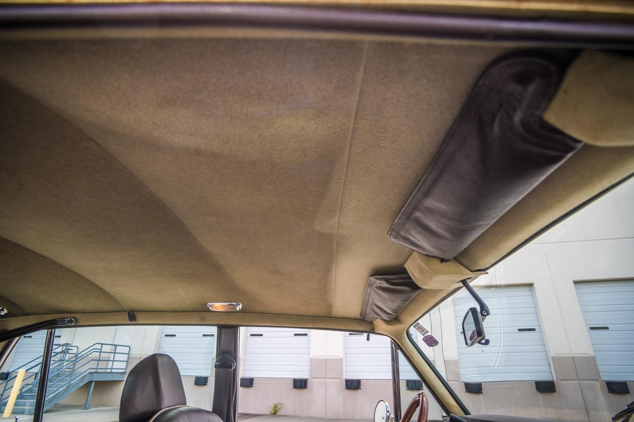 1975 Rolls Royce Silver Shadow 50