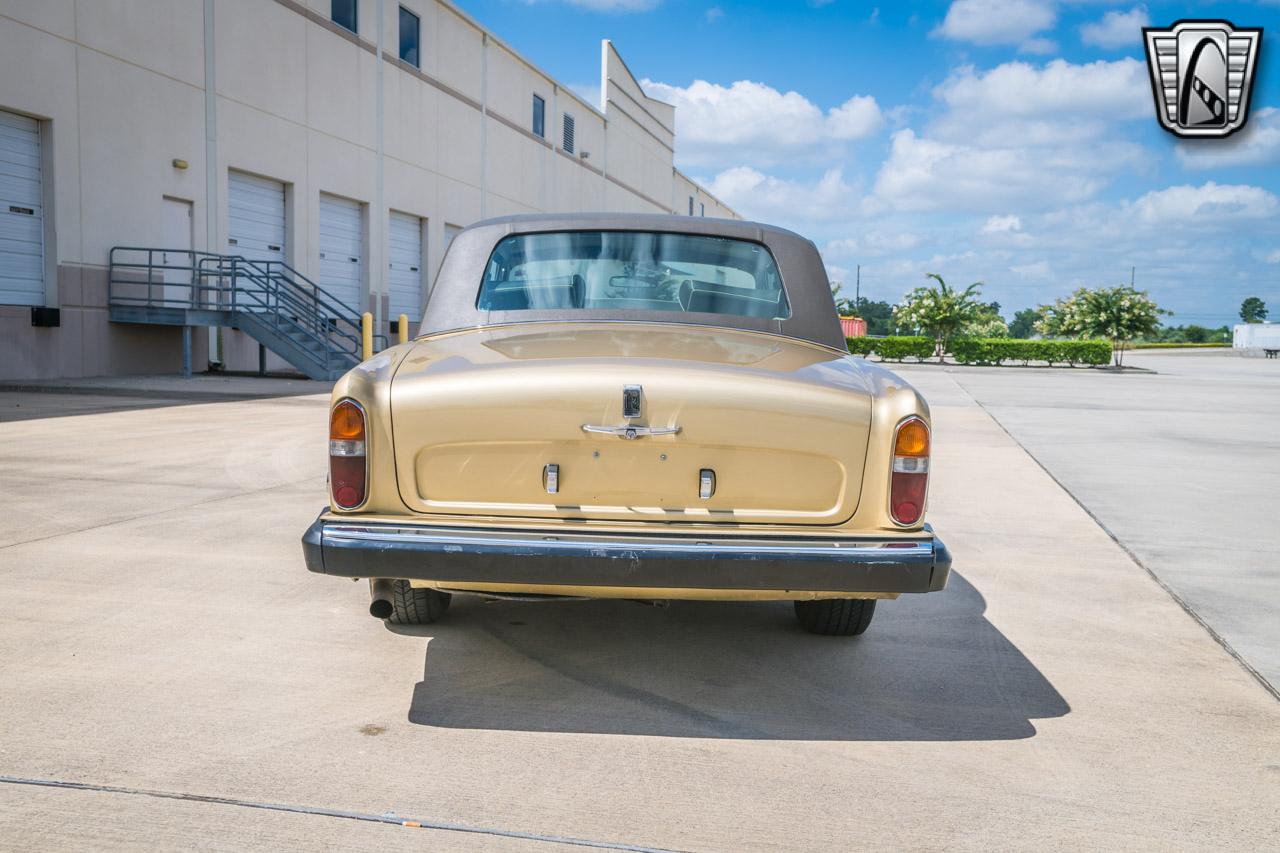 1975 Rolls Royce Silver Shadow 52