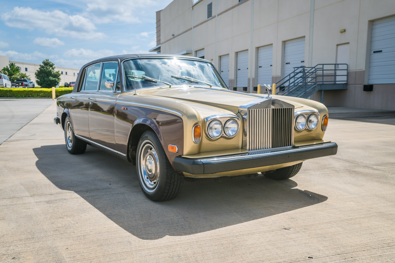 1975 Rolls Royce Silver Shadow 53