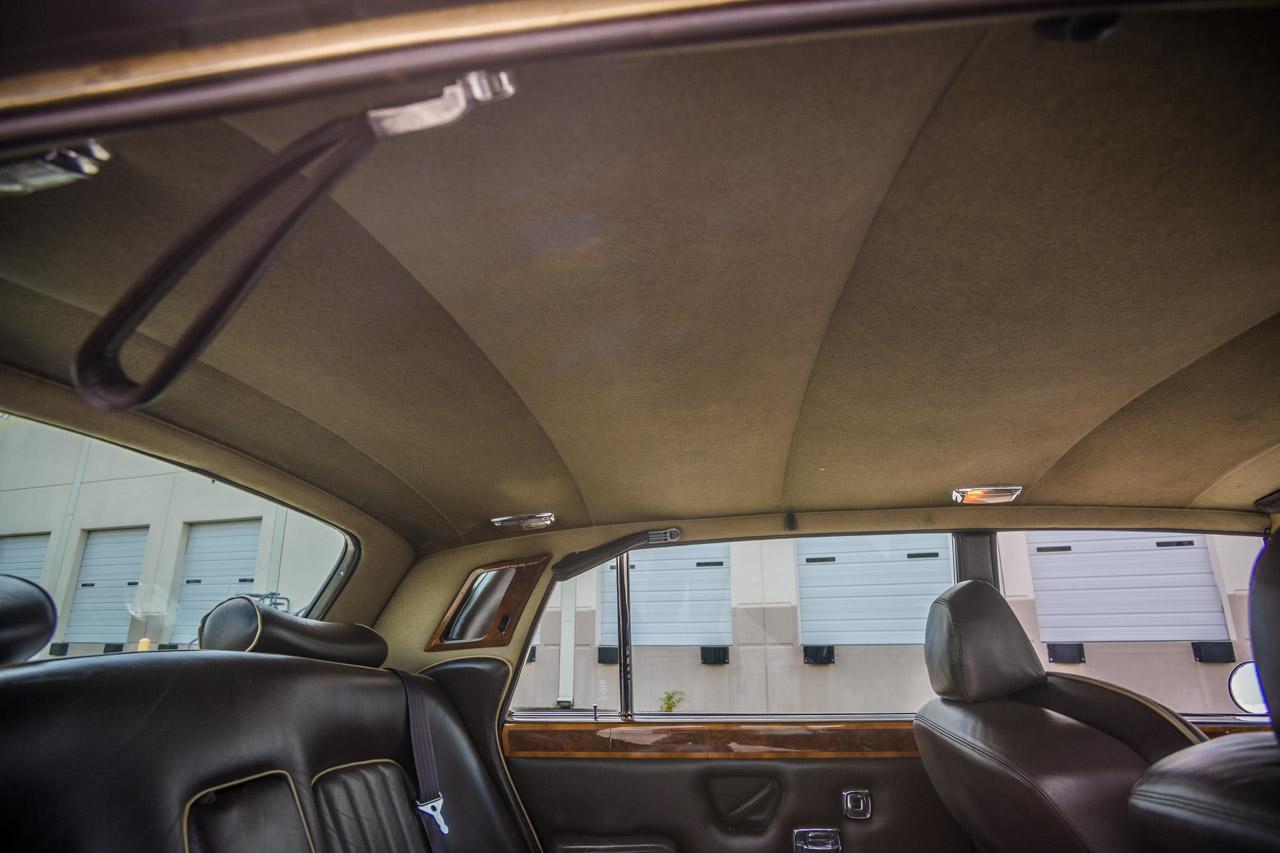 1975 Rolls Royce Silver Shadow 55