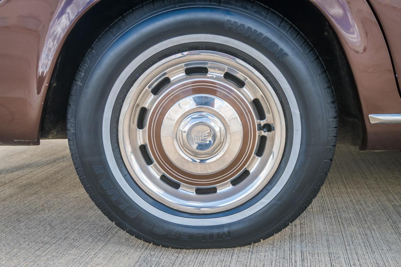 1975 Rolls Royce Silver Shadow 60