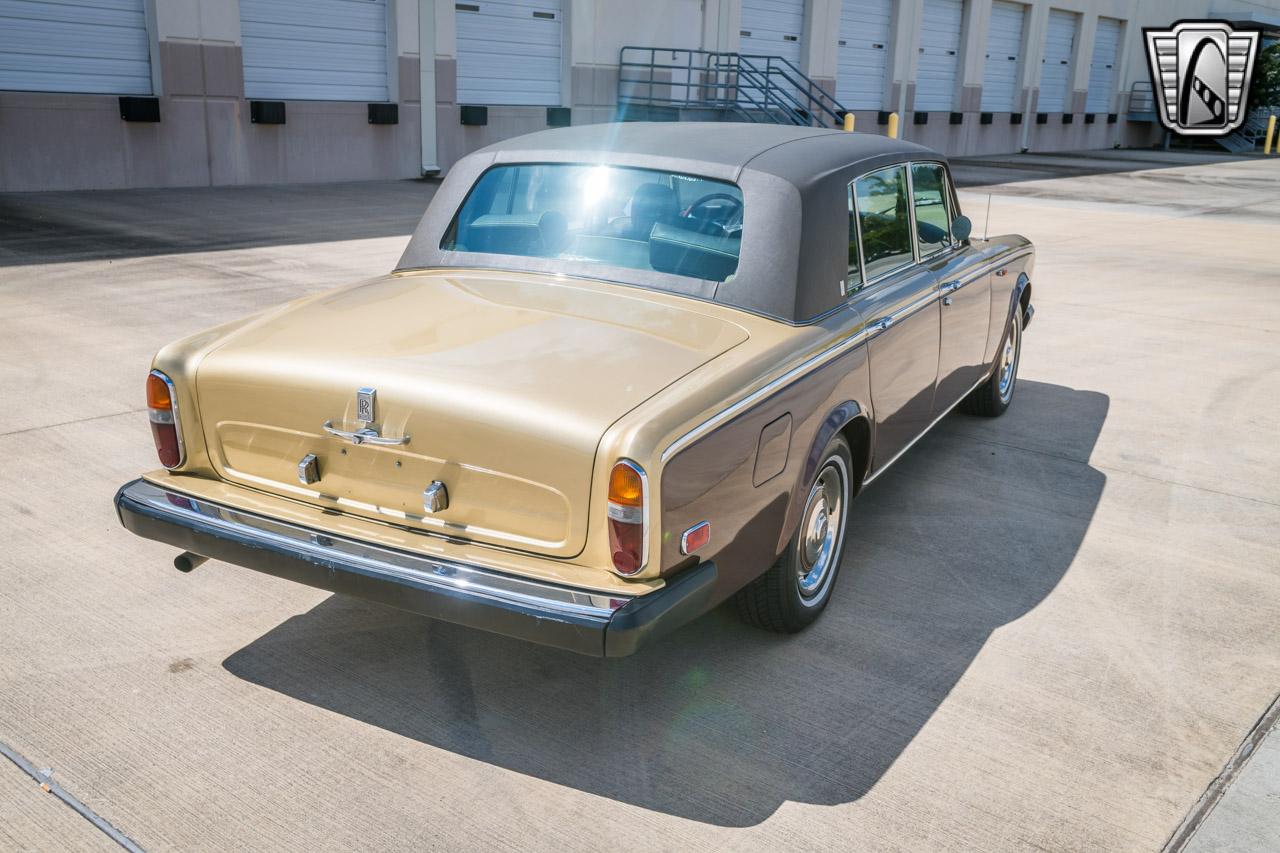 1975 Rolls Royce Silver Shadow 62