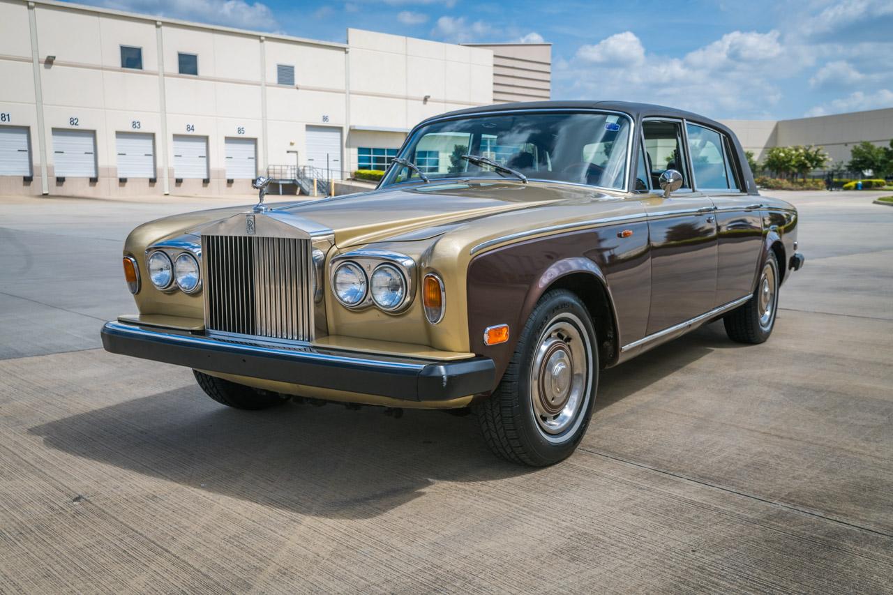 1975 Rolls Royce Silver Shadow 63