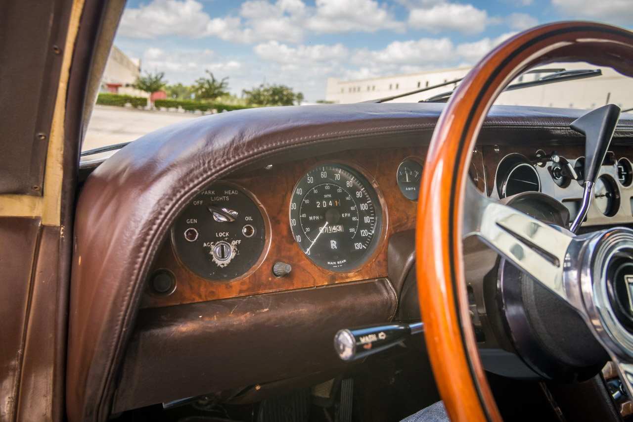 1975 Rolls Royce Silver Shadow 64