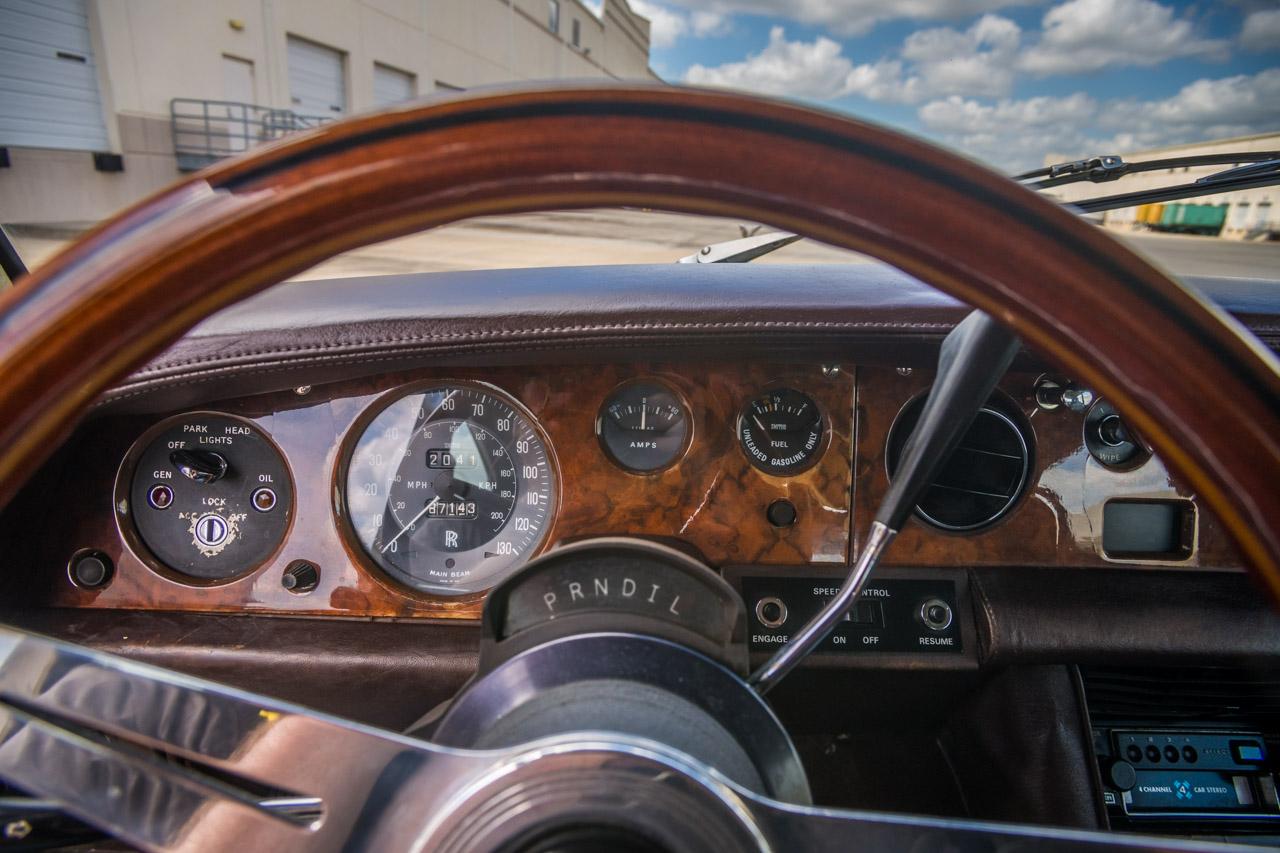 1975 Rolls Royce Silver Shadow 69