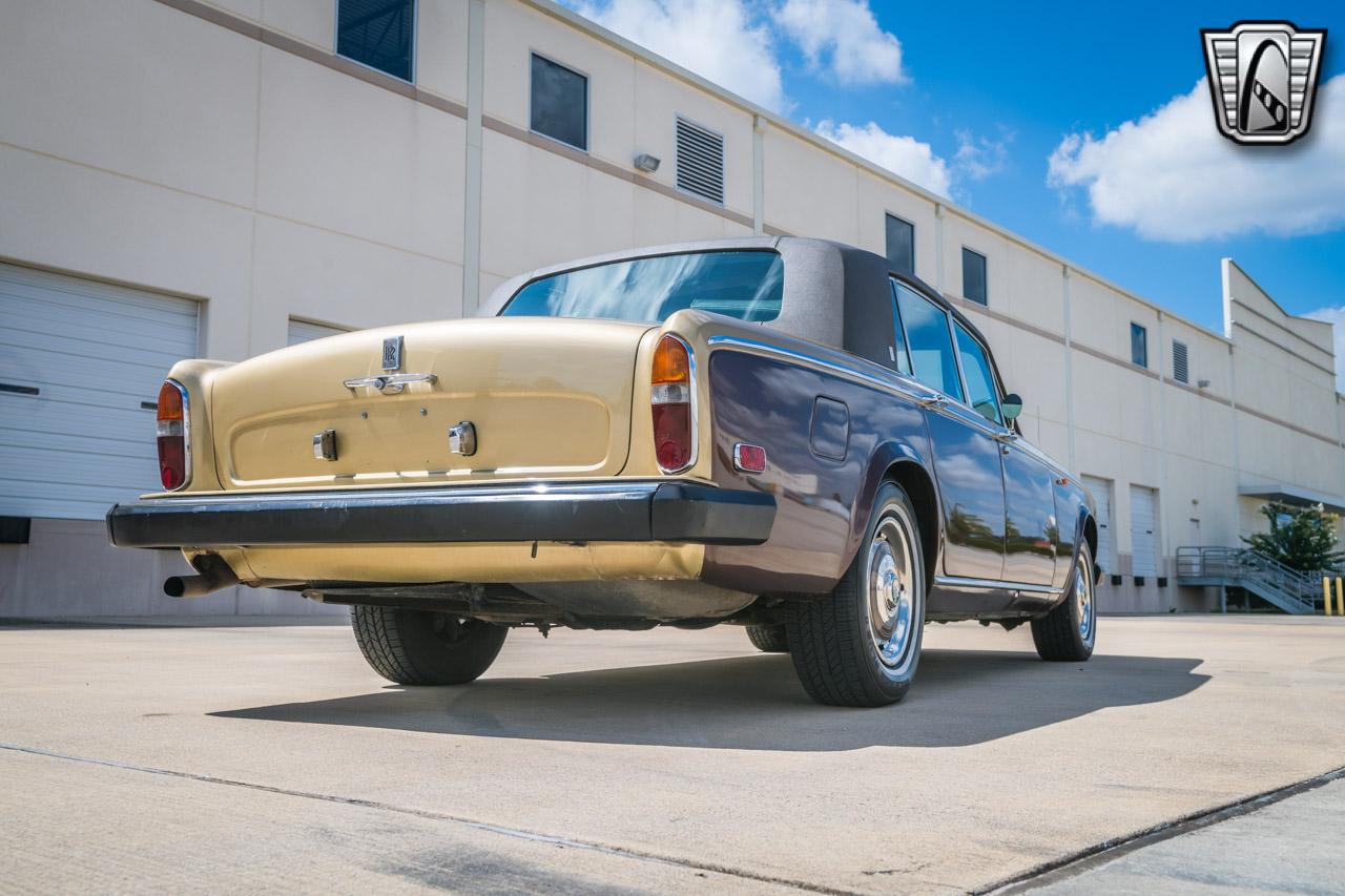 1975 Rolls Royce Silver Shadow 72