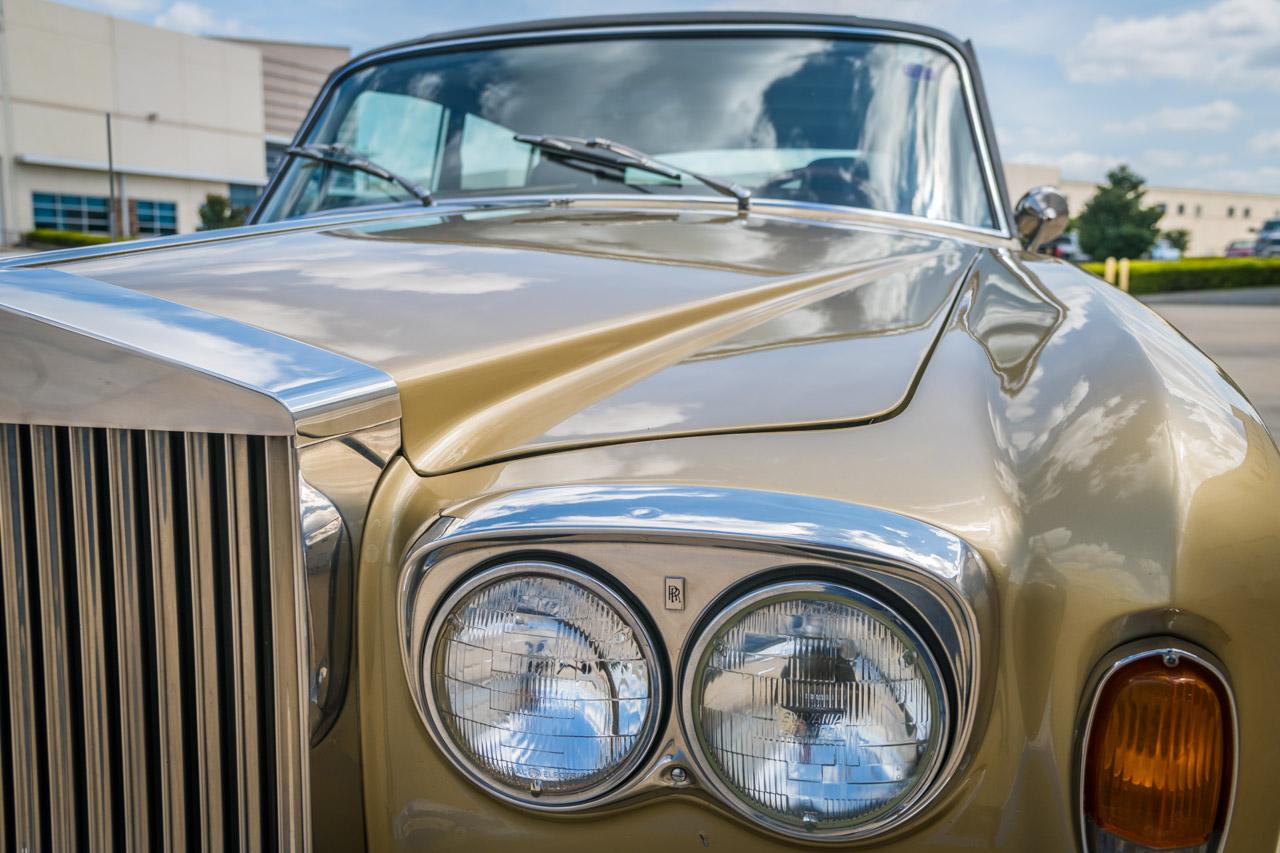 1975 Rolls Royce Silver Shadow 78