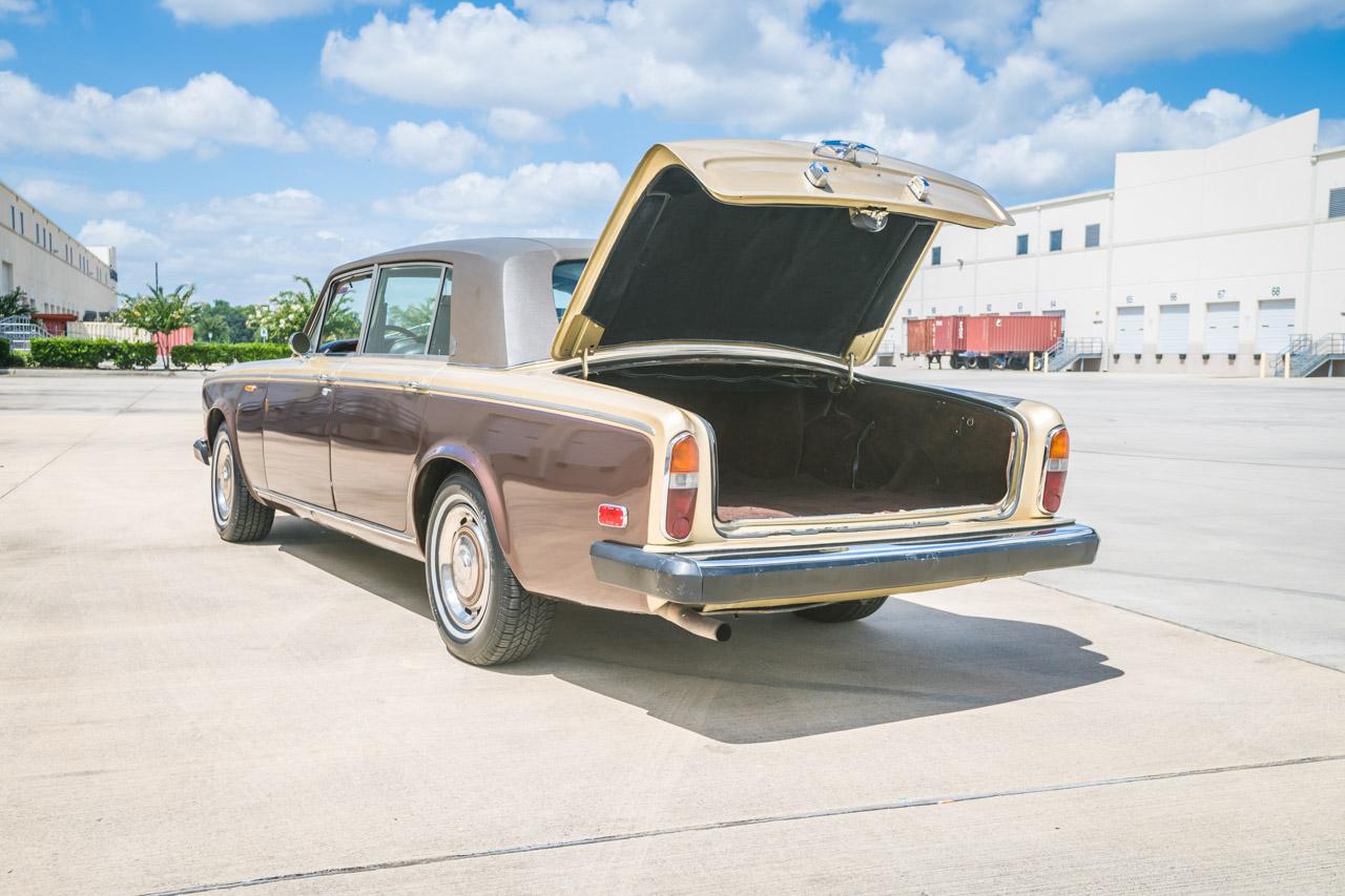 1975 Rolls Royce Silver Shadow 85