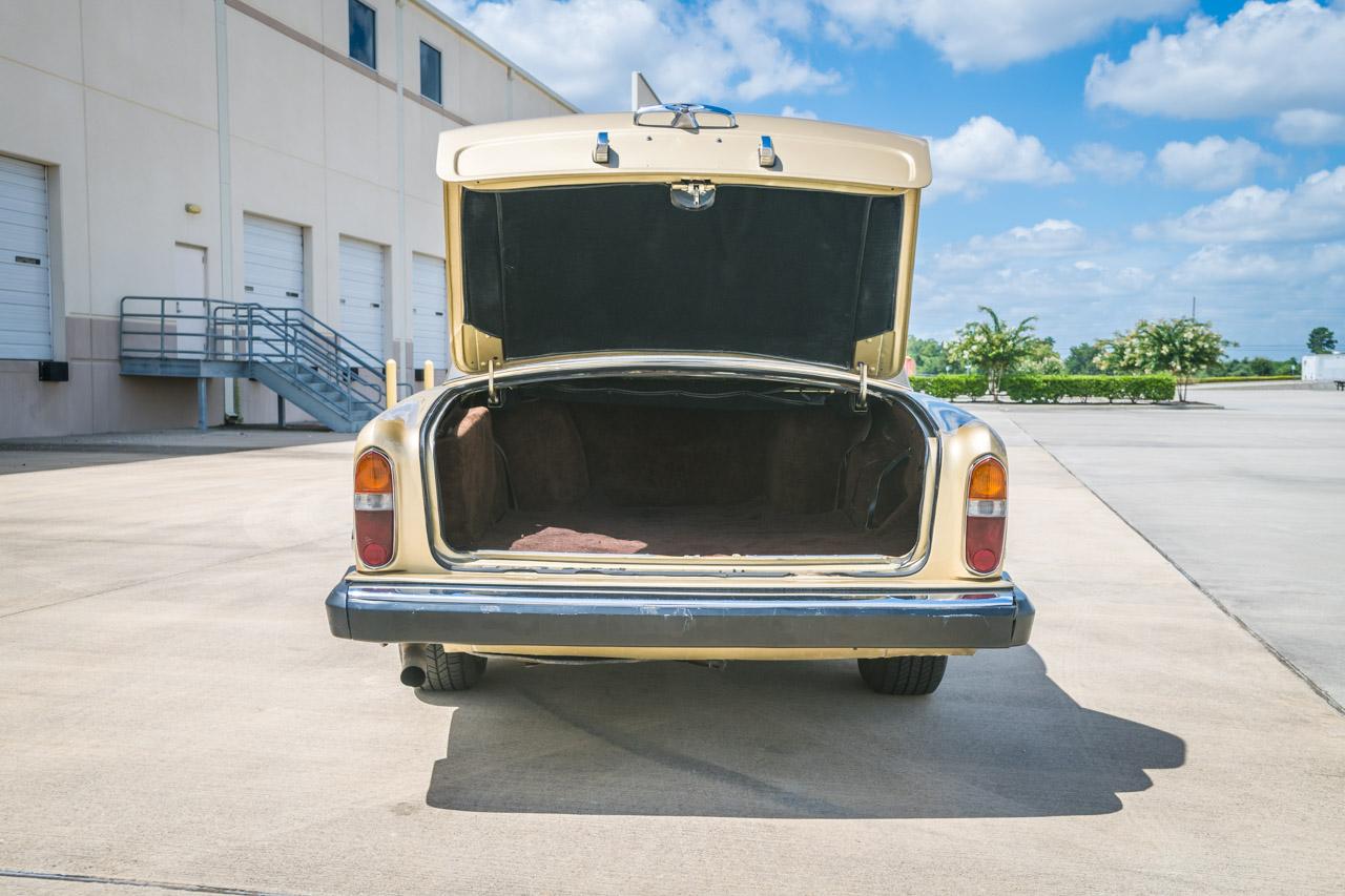 1975 Rolls Royce Silver Shadow 90
