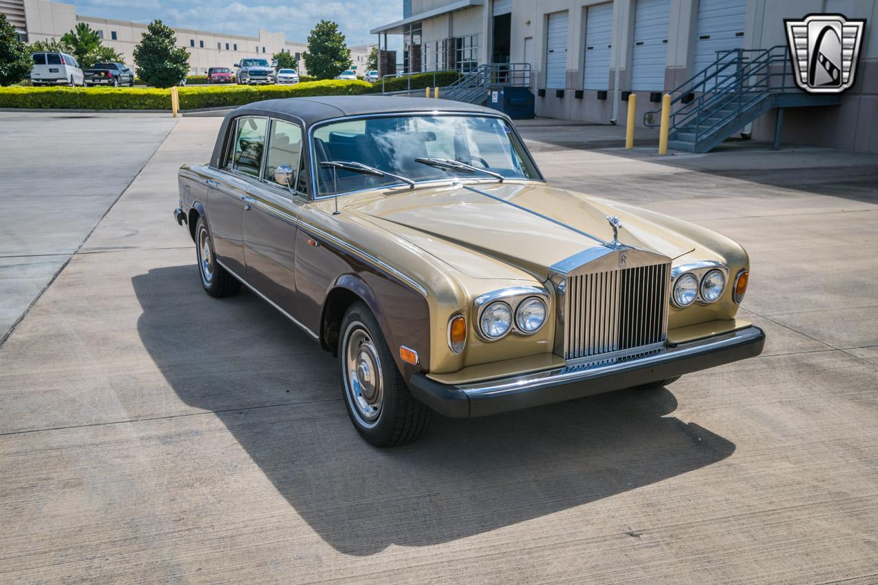 1975 Rolls Royce Silver Shadow 92