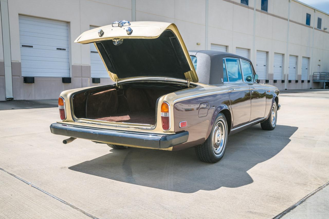 1975 Rolls Royce Silver Shadow 95