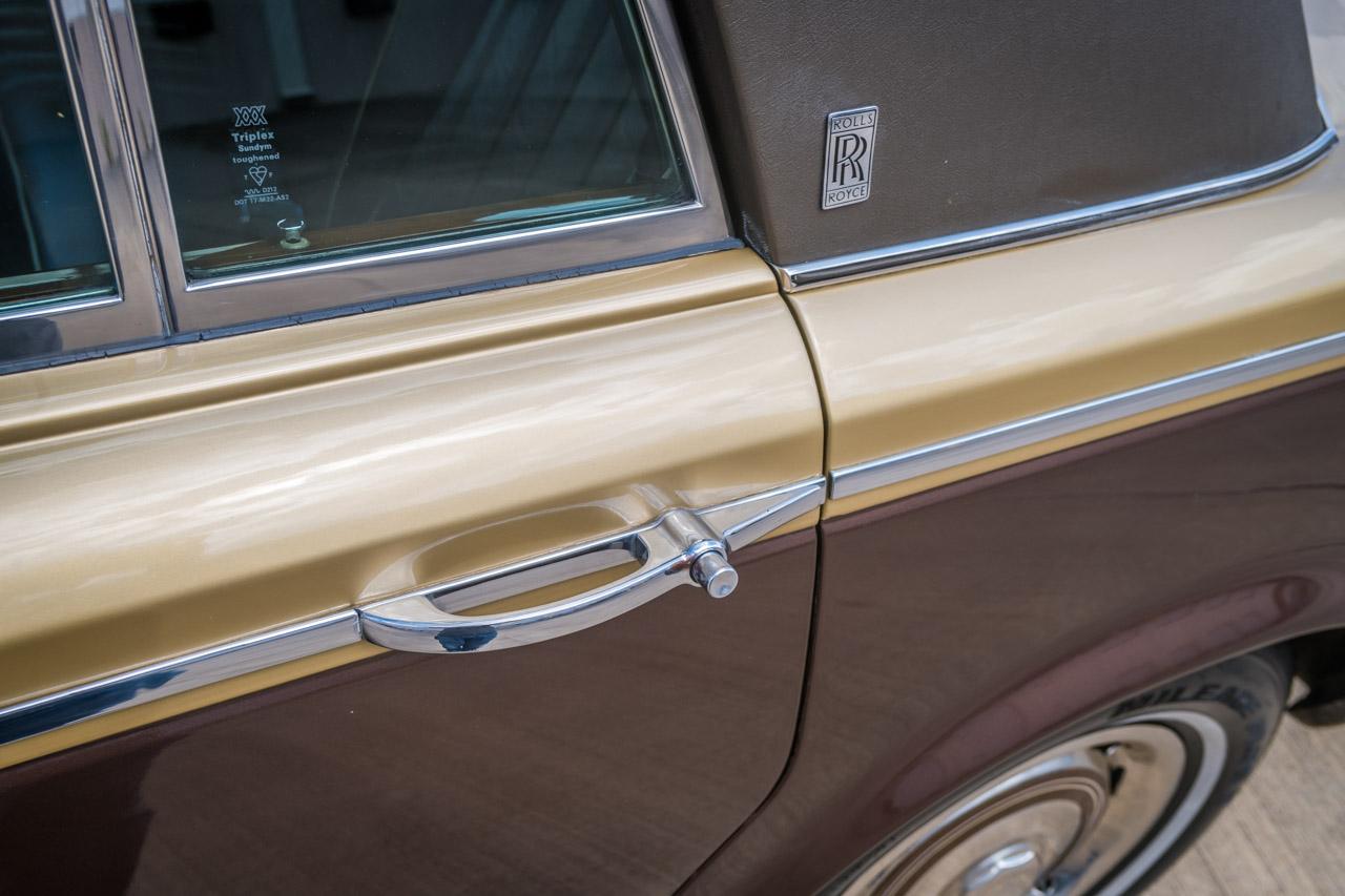1975 Rolls Royce Silver Shadow 98