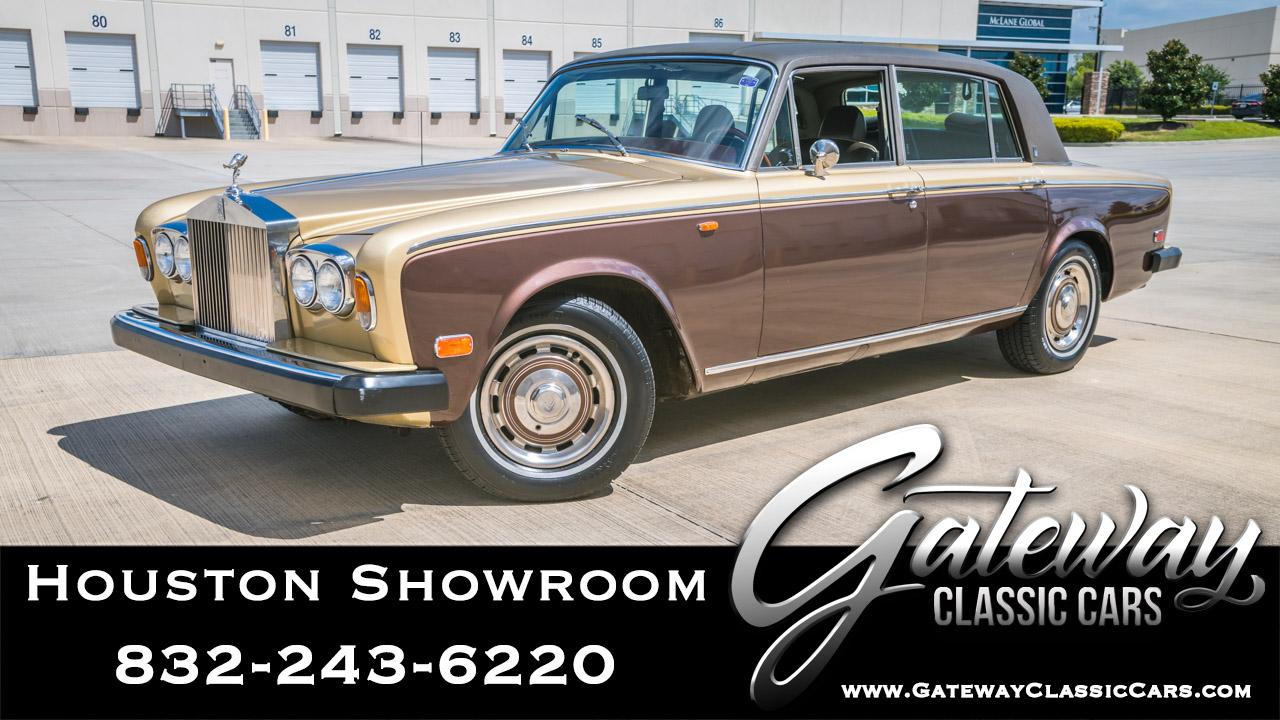 Used 1975 Rolls Royce Silver Shadow