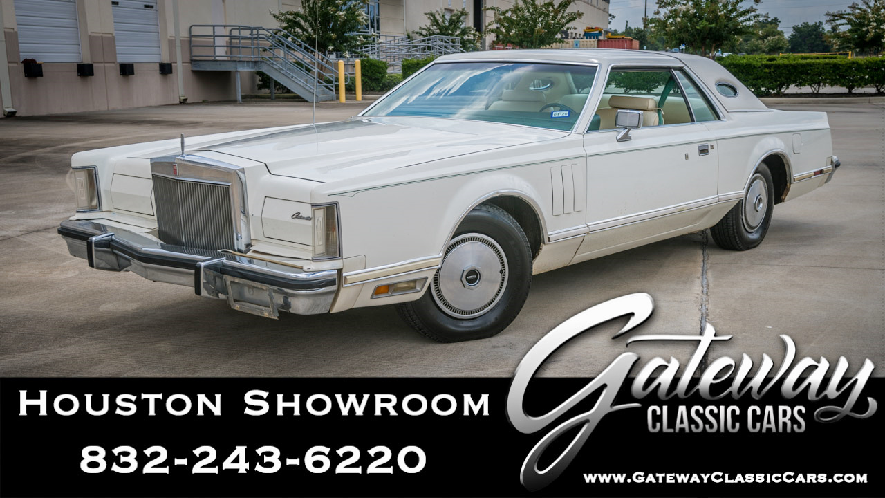 Used 1977 Lincoln Continental