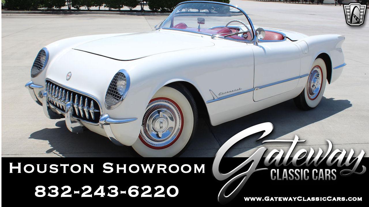 Used 1954 Chevrolet Corvette