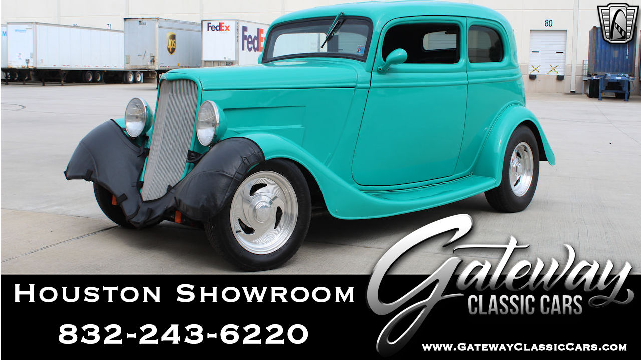 Used 1933 Ford Vicky