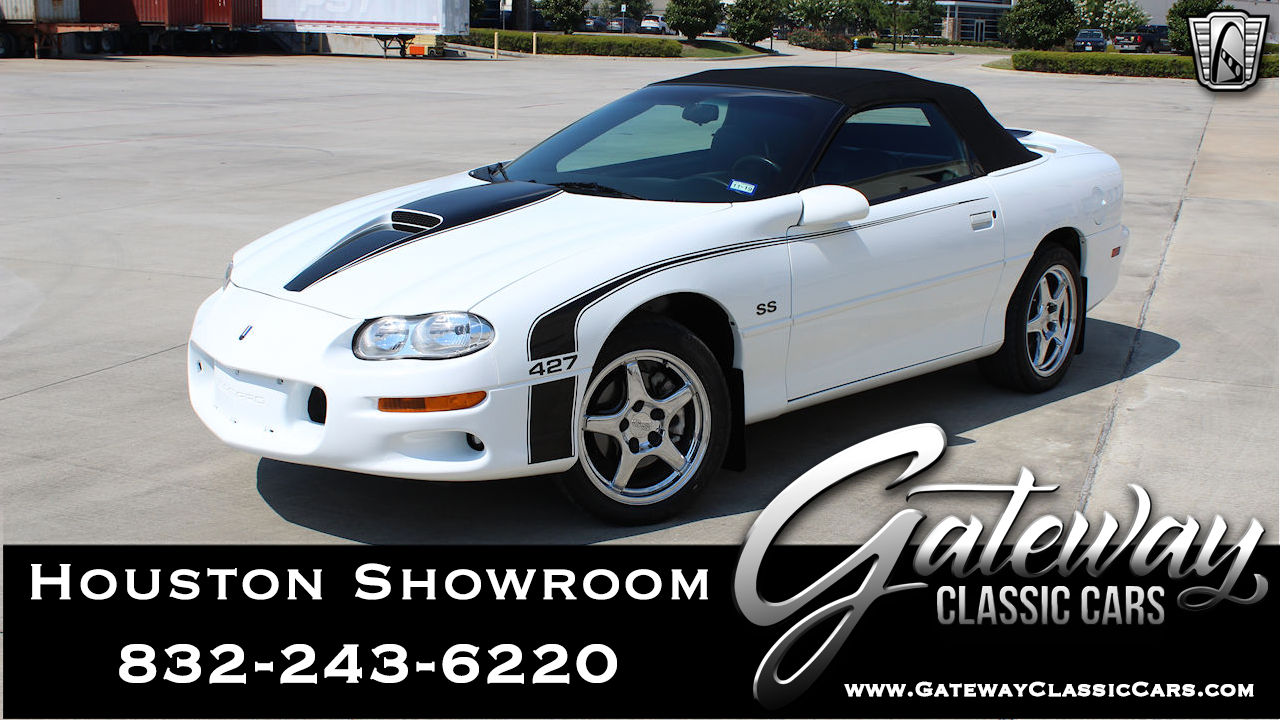 Used 2000 Chevrolet Camaro