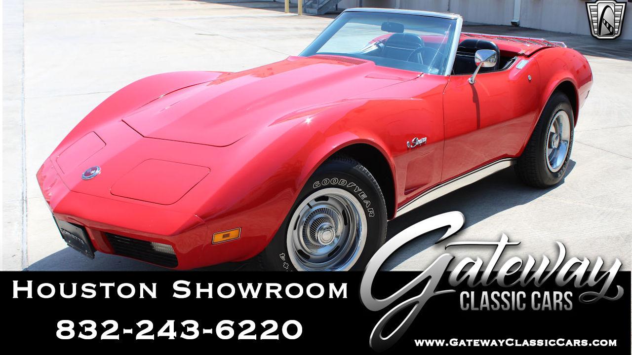Used 1974 Chevrolet Corvette