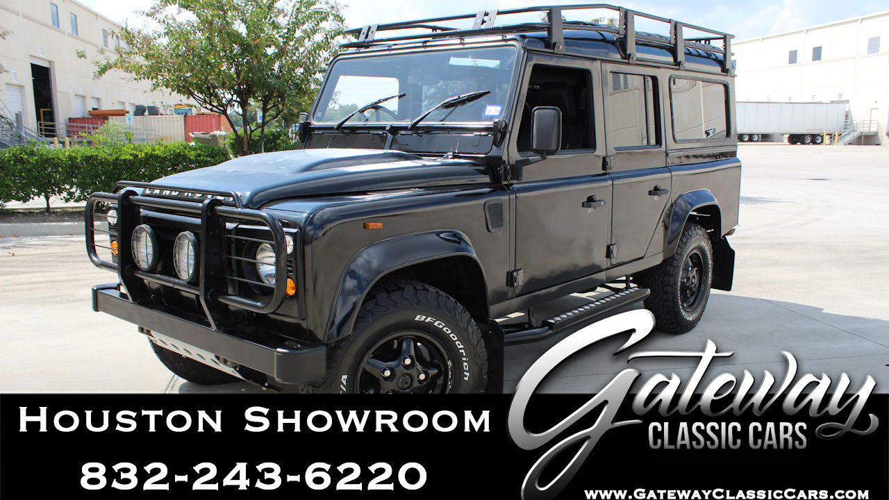 Used 1990 Land Rover Defender 110