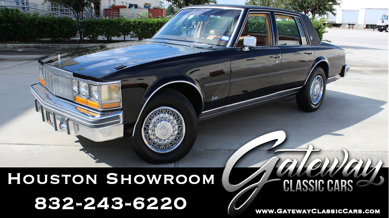 Used 1977 Cadillac Seville