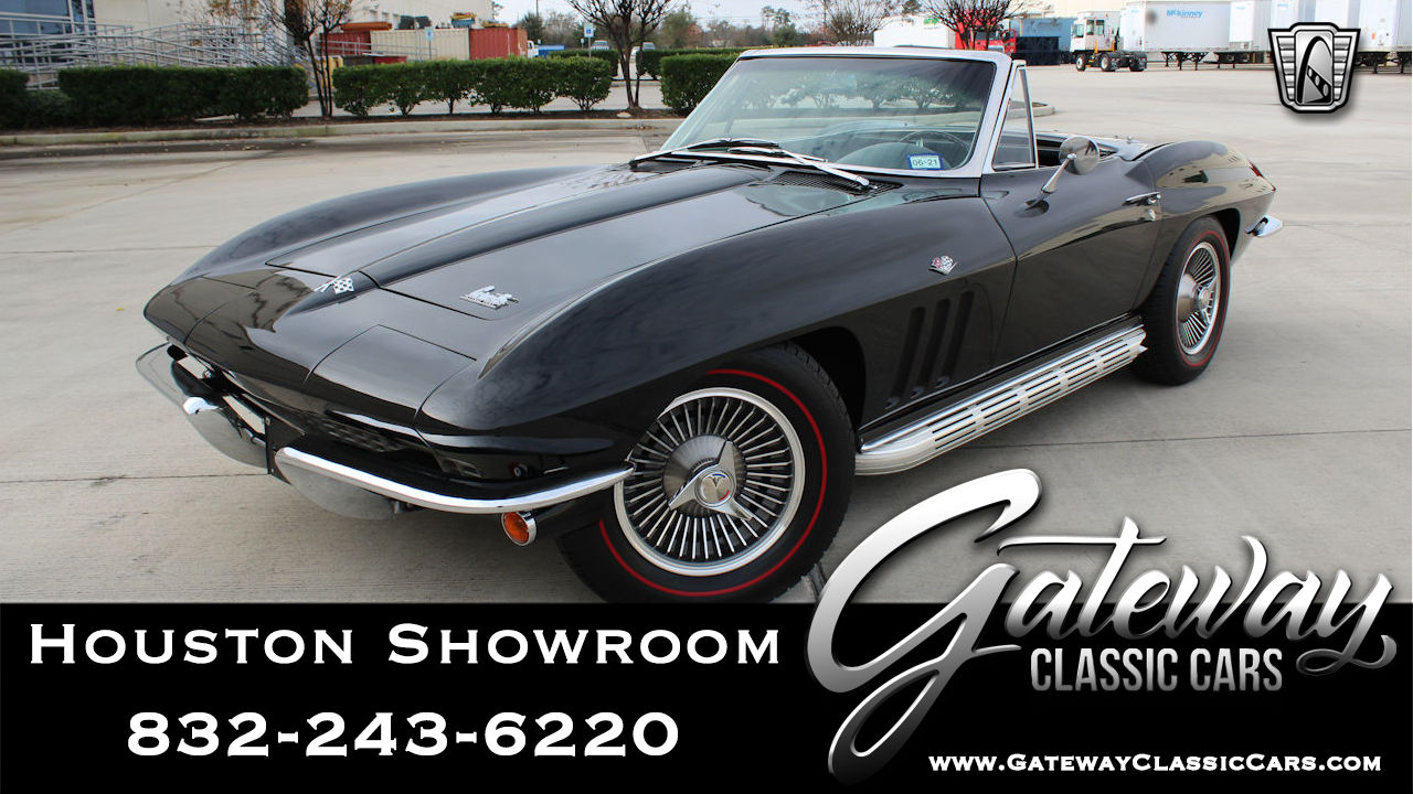 Used 1966 Chevrolet Corvette