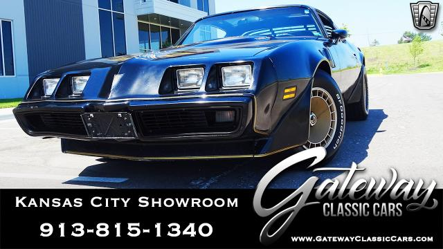 1980 Pontiac Firebird <br><span style='font-size: large; font-style: italic'><b>Trans Am Smokey and the Bandit </b></span>