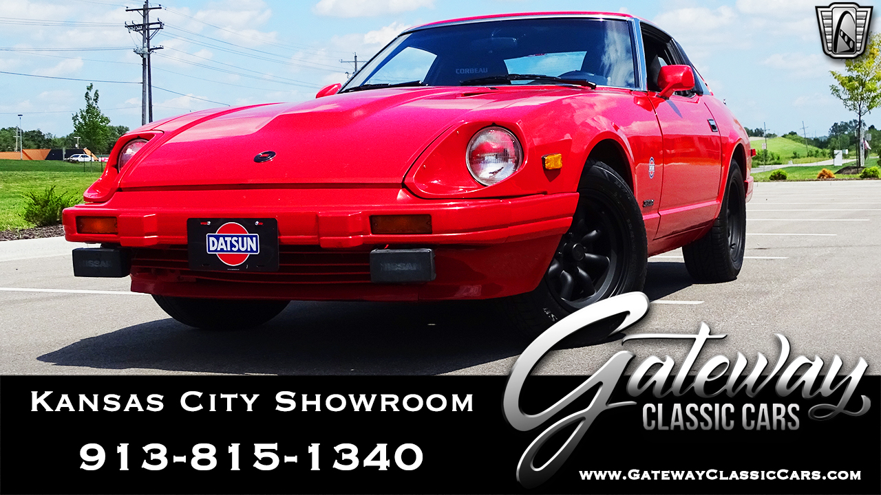 Used 1983 Nissan 280ZX