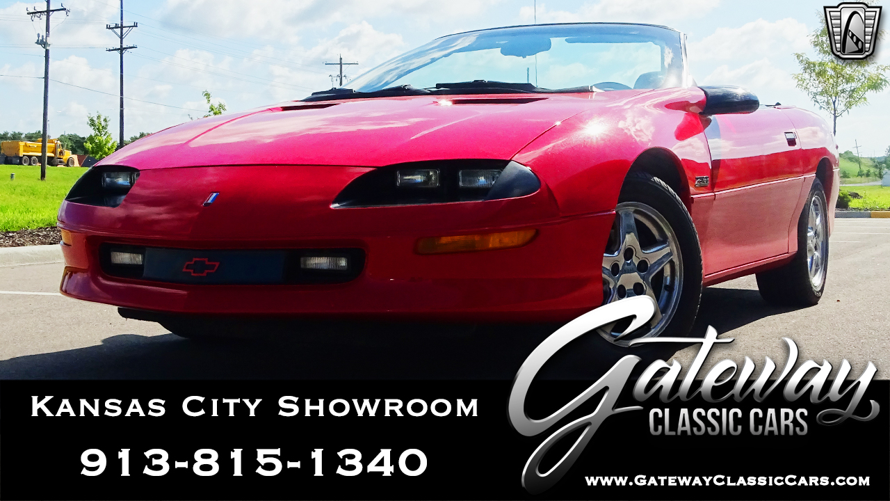 Used 1994 Chevrolet Camaro