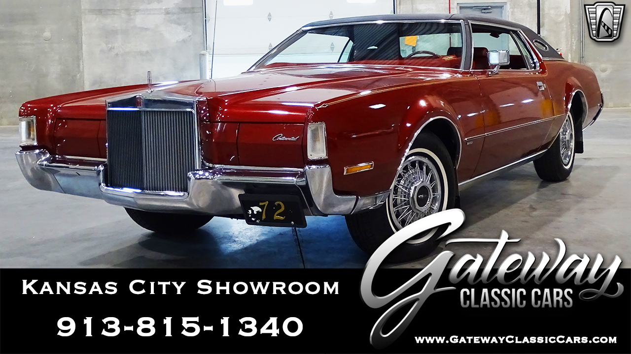 Used 1972 Lincoln Continental