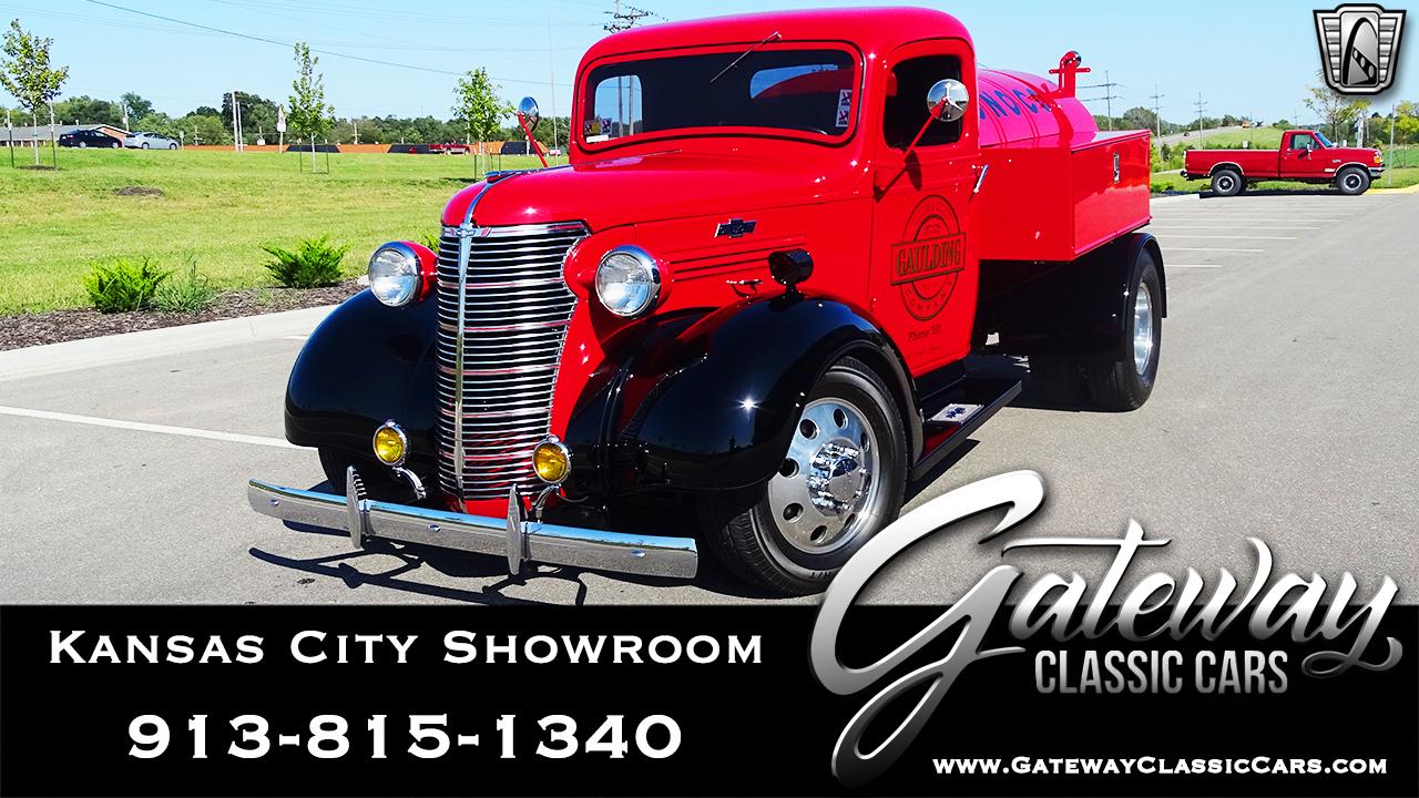 Used 1938 Chevrolet Tanker