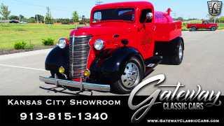 1938 Chevrolet Tanker