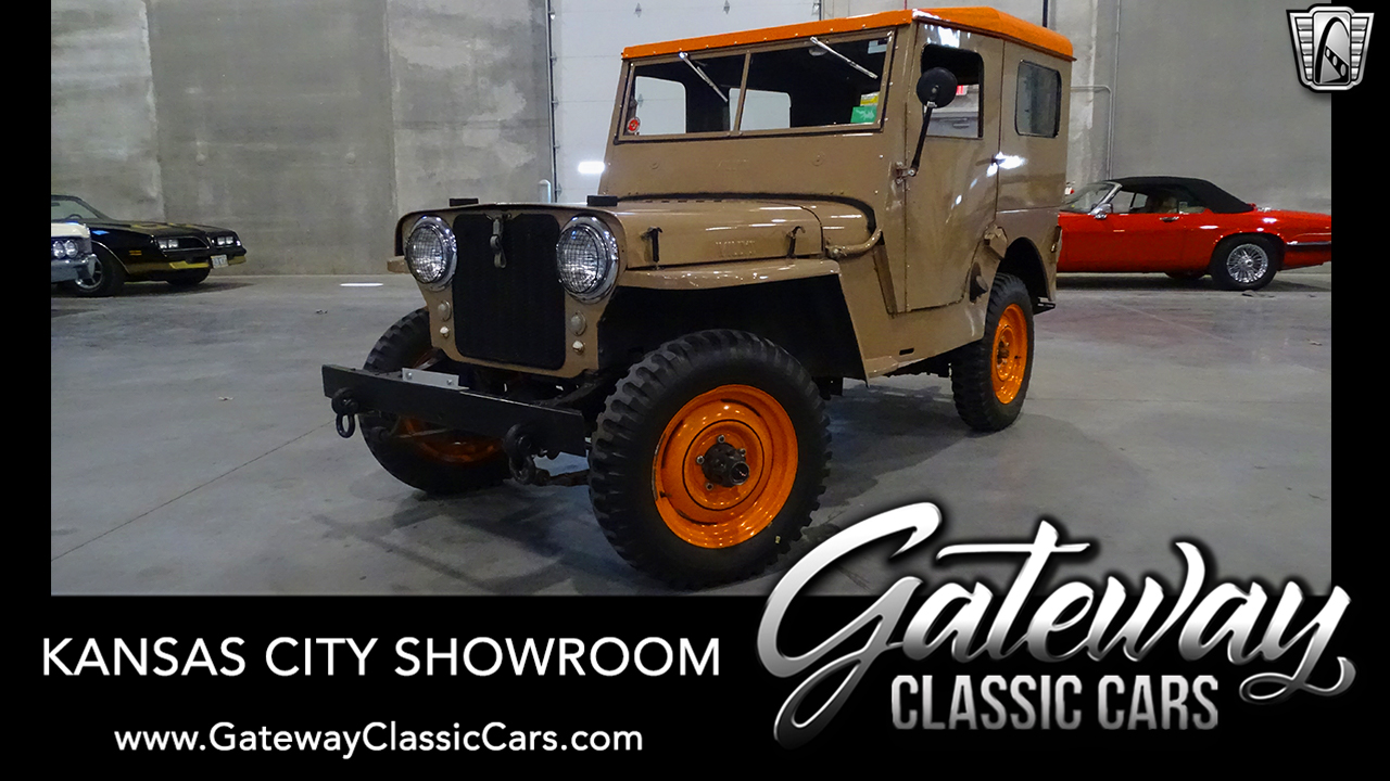 Used 1948 Willys Jeep