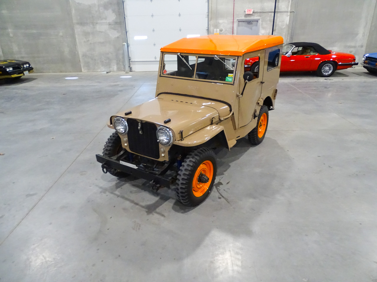 1948 Willys Jeep 81