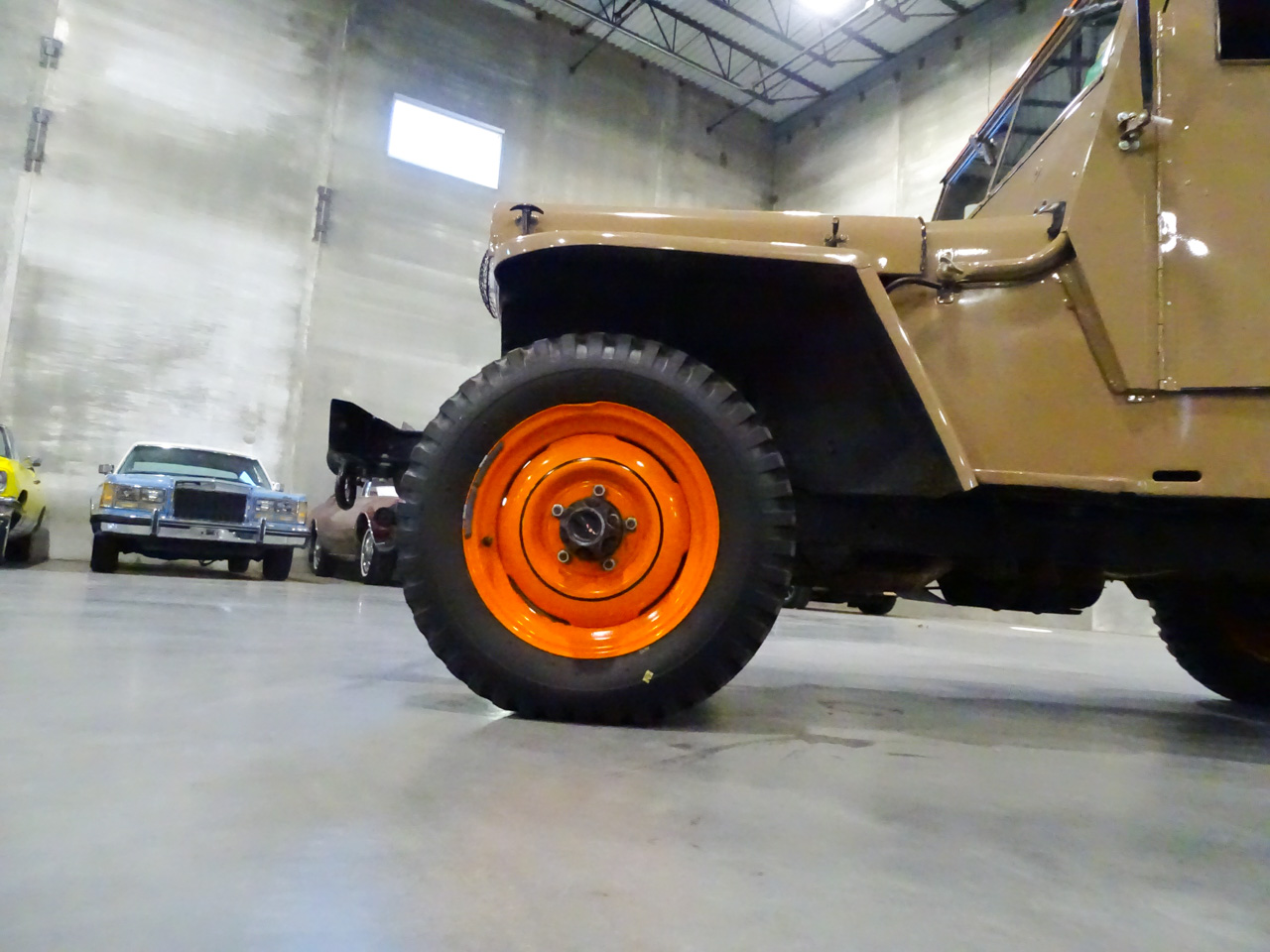 1948 Willys Jeep 17