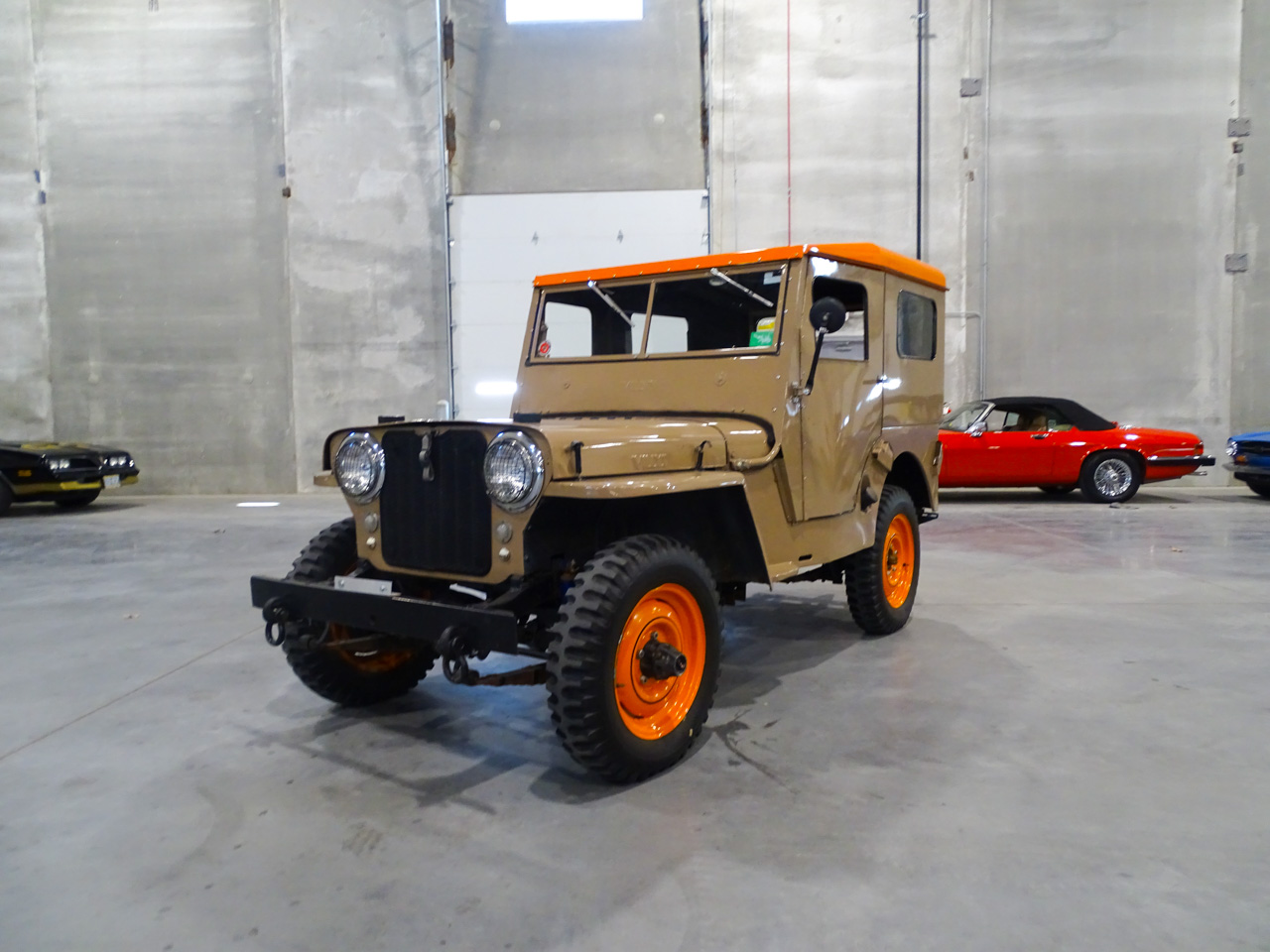 1948 Willys Jeep 1