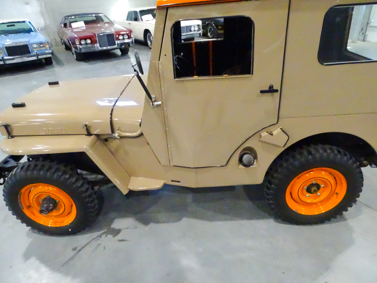 1948 Willys Jeep 18