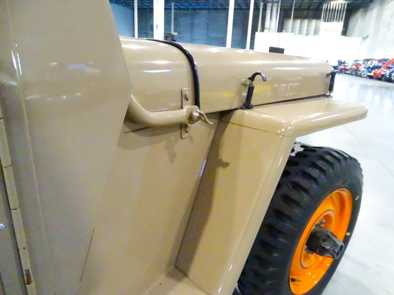 1948 Willys Jeep 41