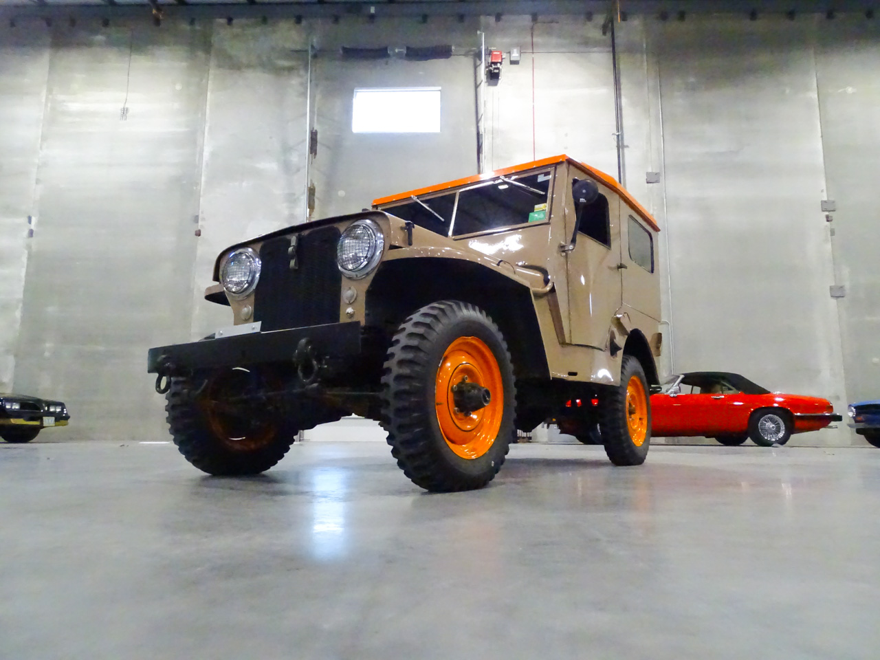 1948 Willys Jeep 2