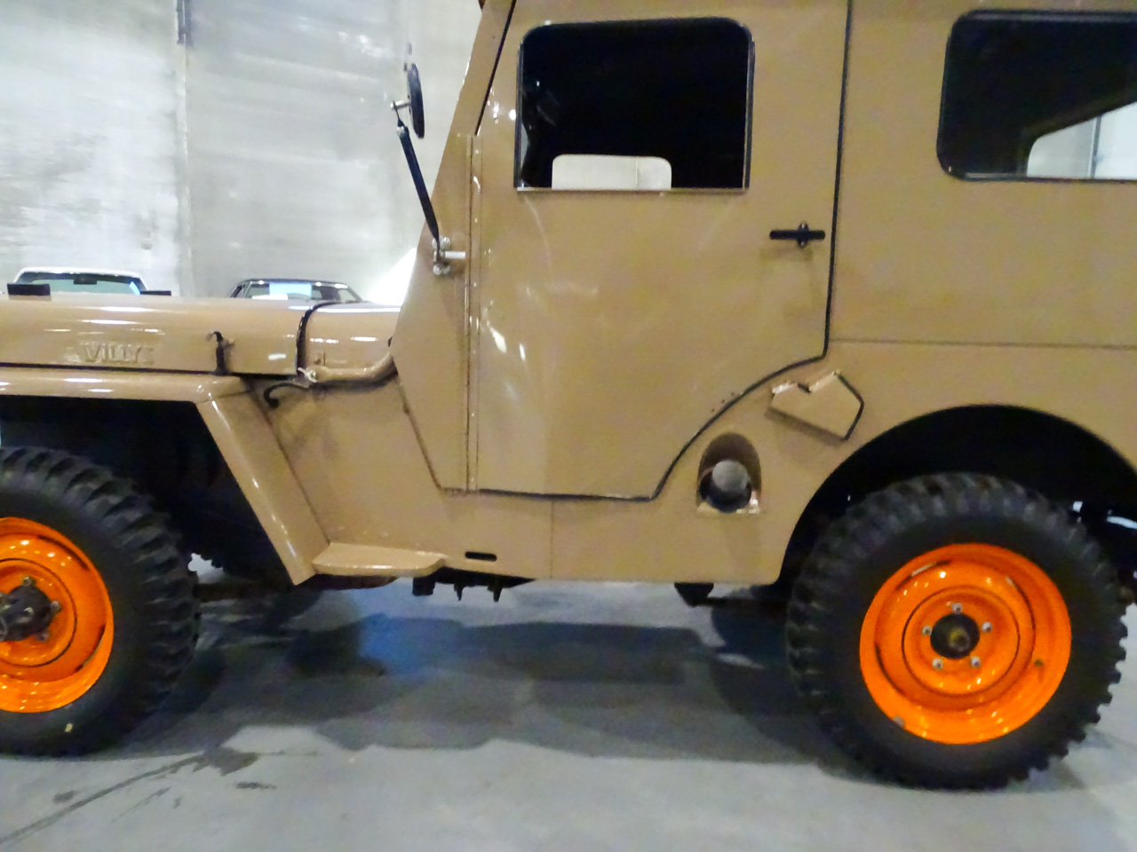 1948 Willys Jeep 19