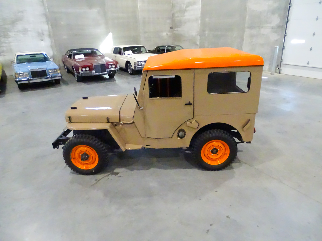 1948 Willys Jeep 82