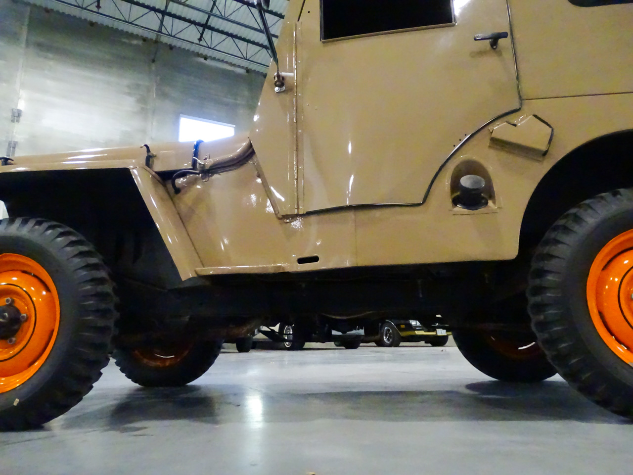 1948 Willys Jeep 20