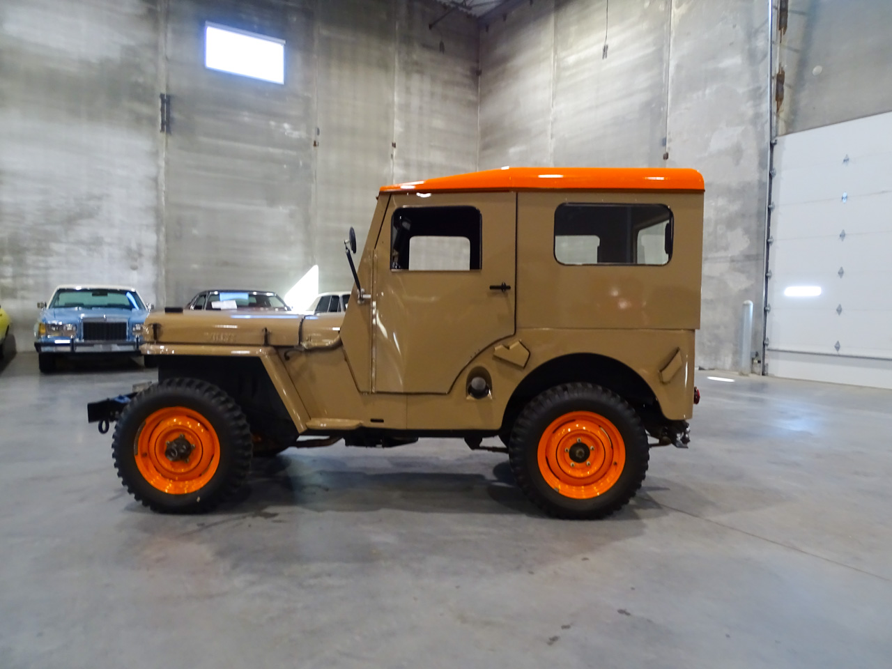 1948 Willys Jeep 3