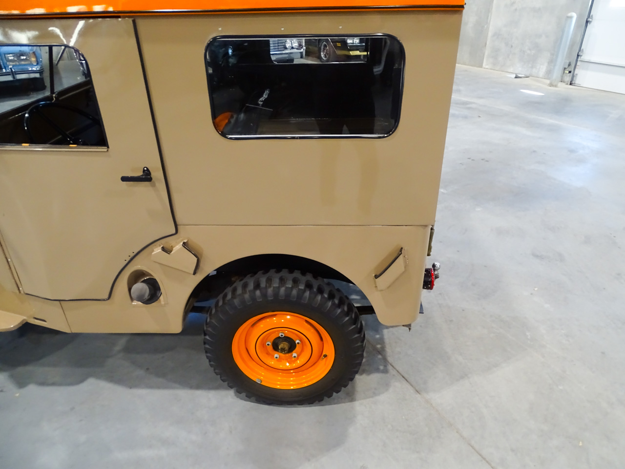 1948 Willys Jeep 21