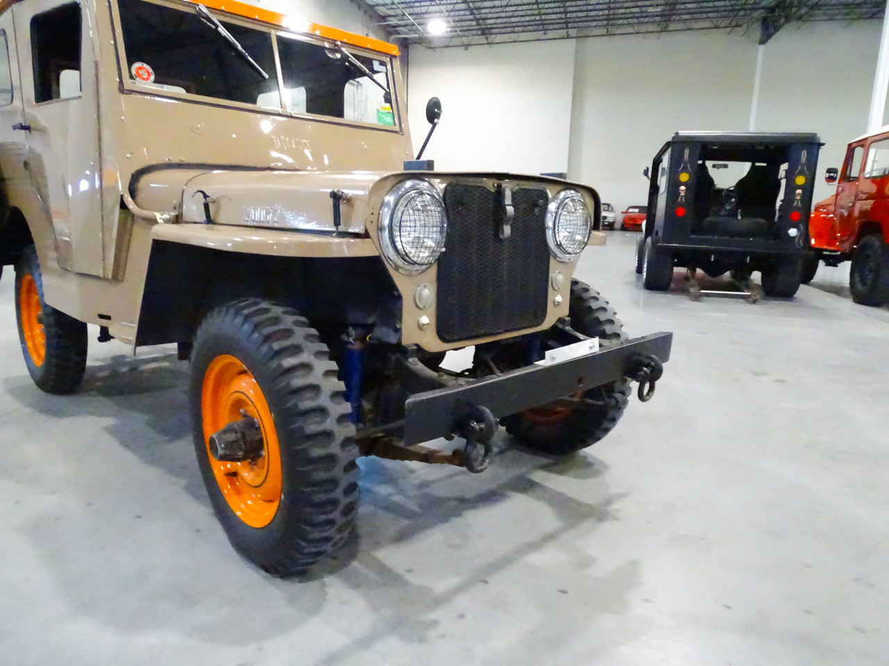 1948 Willys Jeep 83