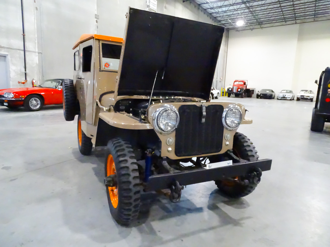 1948 Willys Jeep 66