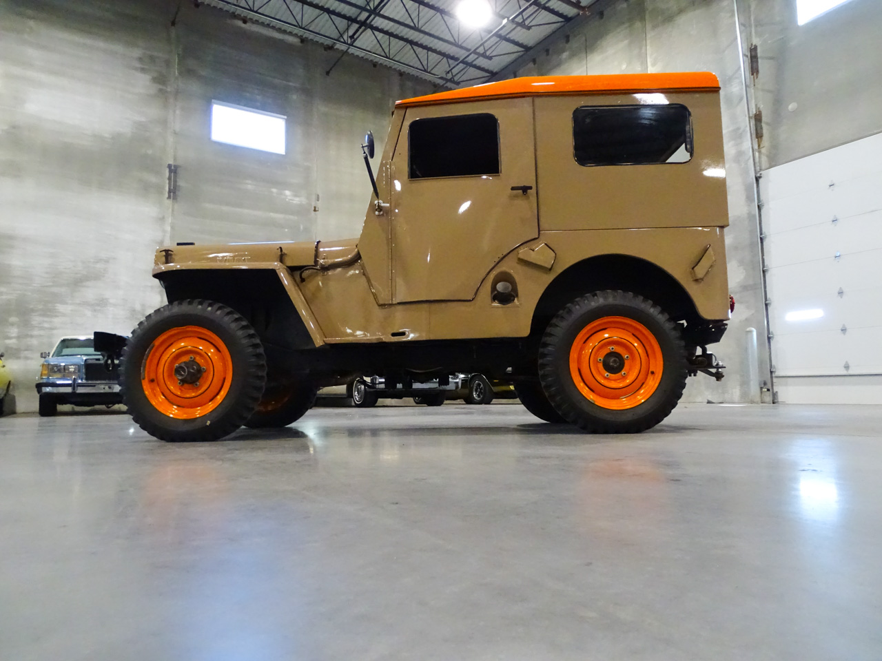 1948 Willys Jeep 4