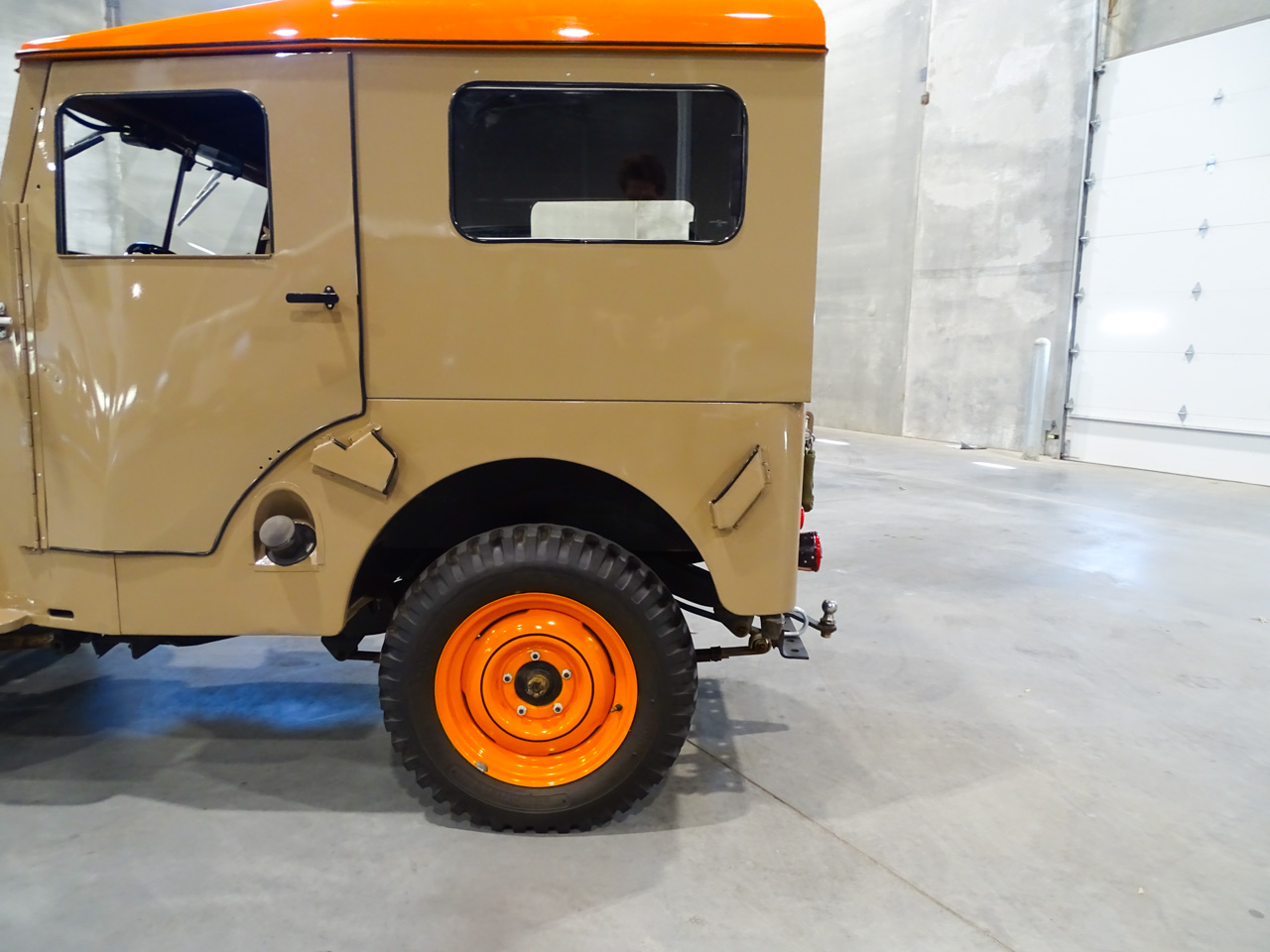 1948 Willys Jeep 22